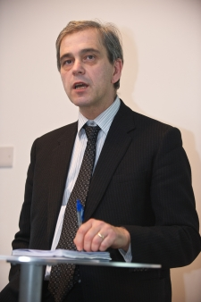 Neil Viner (EPSRC) addresses AEngD conference